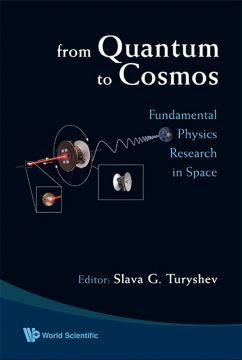 From Quantum To Cosmos: Fundamental Physics Research In Space