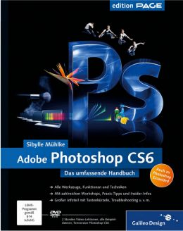 Best adobe photoshop cs6 book
