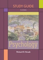 Study Guide For Psychology, 9th Edition