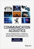 Communication By Sound And Voice
