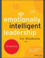 Emotionally Intelligent Leadership For Students: Inventory, 2 Edition