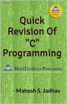 "Quick Revision Of ""C"" Programming"