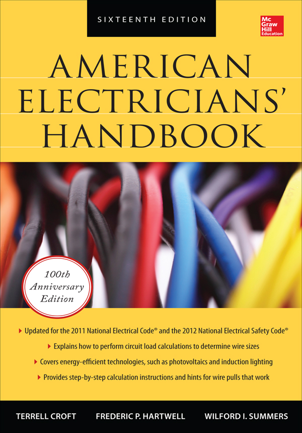 American Electricians Handbook  16th Edition  Download