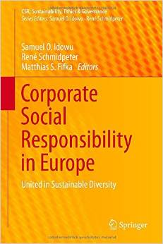 Corporate Social Responsibility In Europe: United In Sustainable Diversity