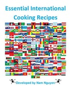 Essential International Cooking Recipes