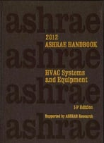 2012 Ashrae Handbook – Hvac Systems And Equipment