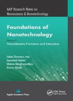 Foundations Of Nanotechnology, Volume Two: Nanoelements Formation And Interaction