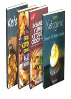 Insanely Low Carb Box Set 190+ Ketogenic Recipes