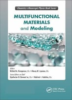 Multifunctional Materials And Modeling (Chemistry And Mesoscopic Physics)
