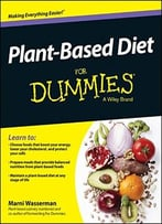 Plant-Based Diet For Dummies By Marni Wasserman