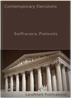 Software Patents (Intellectual Property Law Series)