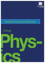 College Physics. Student Solutions Manual
