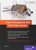 Project Management With Sap Project System, 3rd Edition