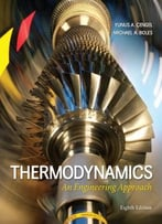 Thermodynamics: An Engineering Approach, 8 Edition