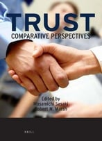 Trust: Comparative Perspectives