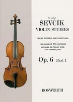 Violin Studies – Violin Method For Beginners Op.6