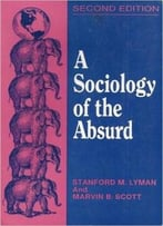 A Sociology Of The Absurd (2nd Edition)