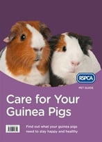 Care For Your Guinea Pig