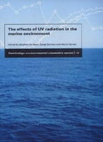 The Effects Of Uv Radiation In The Marine Environment
