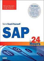 Sap In 24 Hours, Sams Teach Yourself