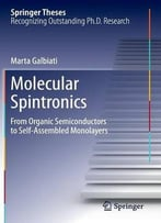 Molecular Spintronics