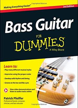bass guitar for dummies 3rd edition download. Black Bedroom Furniture Sets. Home Design Ideas