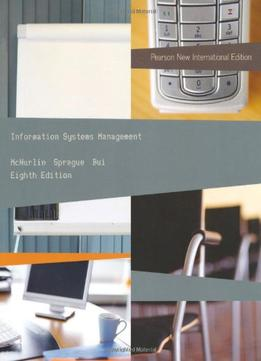 Information Systems Management (8Th Edition)