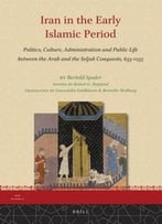 Iran In The Early Islamic Period: Politics, Culture, Administration And Public Life Between The Arab And The Seljuk Conquests