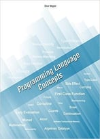 Programming Language Concepts: Improving Your Software Development Skills
