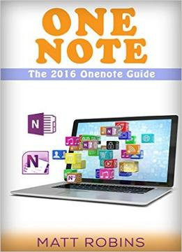 onenote 2016 user guide pdf