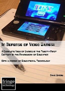 Dave'S Boring Research Paper: A Wonderful Examination In Gaming In Education