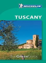 Michelin Green Guide Tuscany (9th Edition)