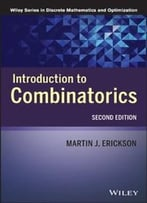 Introduction To Combinatorics (2nd Edition)