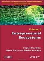 The Entrepreneurial Ecosystems: 2