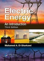 Electric Energy: An Introduction (3rd Edition)