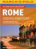 Rome Marco Polo Travel Guide