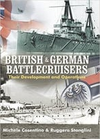 British And German Battlecruisers