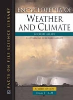 Encyclopedia Of Weather And Climateby