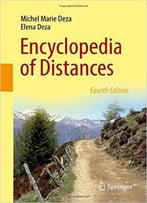 Encyclopedia Of Distances, 4th Edition