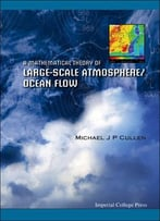 A Mathematical Theory Of Large-Scale Atmosphere/Ocean Flow