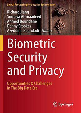 Biometric Security And Privacy: Opportunities & Challenges In The Big Data Era