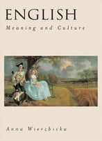 English: Meaning And Culture