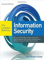 Information Security: The Complete Reference, 2nd Edition