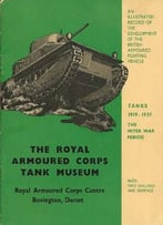 Tanks 1919-1939. The Inter War Period