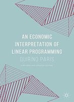 An Economic Interpretation Of Linear Programming