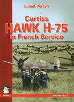 Curtiss Hawk H-75 In French Service (Mushroom Red Series 5112)