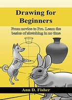 Drawing For Beginners.: From Novice To Pro. Learn The Basics Of Sketching In No Time!