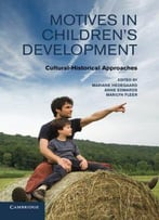 Motives In Children's Development