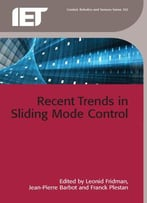Recent Trends In Sliding Mode Control