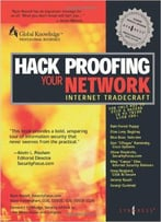Ryan Russell - Hack Proofing Your Network: Internet Tradecraft